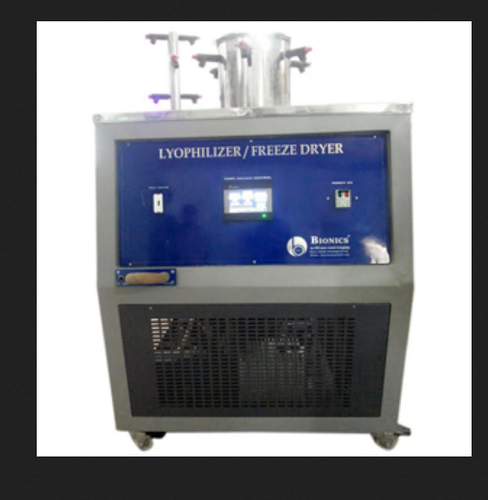 Laboratory Freeze Dryer Lyophilizer - Bionics Scientific