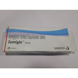 Gemigliptin Tartrate Sesquihydrate Tablets