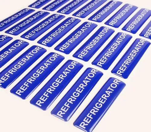 Epoxy Bubble Stickers