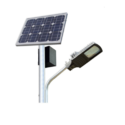 18W Solar Street Light with lithium ion battery