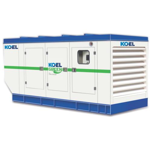 KOEL Diesel Genset 160 kVA - 250 kVA