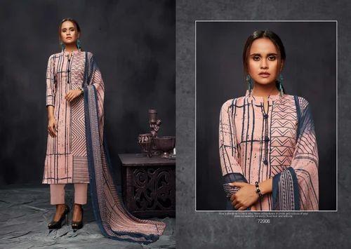 85ddb19132 Sargam Prints Inayat Pashmina Printed Dress Materials at Rs 495 ...