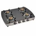 4 Burner Cook Top- Anti Gas Leakage