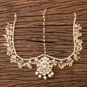 Wedding & Engagement Indo Western Gold Plated Classic Damini 101418