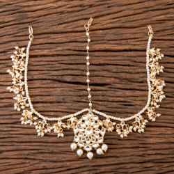 Indo Western Gold Plated Classic Damini 101418