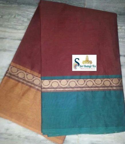 f7758151e5 South Cotton Wedding Wear Chettinad Cotton Sarees, Rs 500 /piece ...