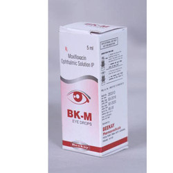 BK-M Eye Drop