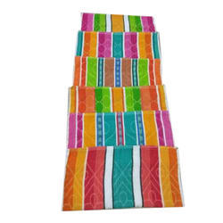 Virag Traders Printed Cotton Towel, Size: 30 X 60 Cm