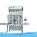 Liquid Fertilizer Filling Machine