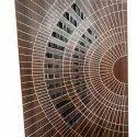 Designer PVC Fiber Door