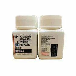 Crizotinib 250 Mg Tablet