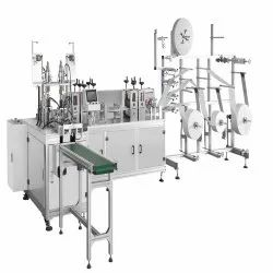 Face Mask Making Machine With Ear Loop Fixing