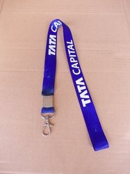 Satin Lanyard With Print