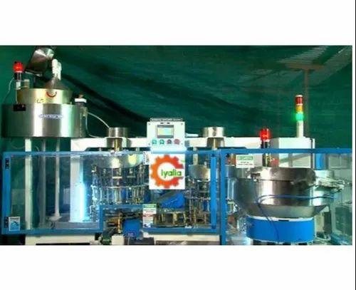 Auto parts Automatic Rotary Assembly