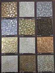 PVC Rectangle 3D Decorative Panel