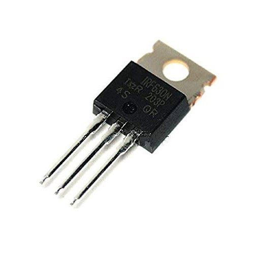 IRF630 INTERNATIONAL RECTIFIER MOSFET N-CH 200V 9A TO-220