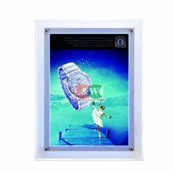 slim LED Glass Frame