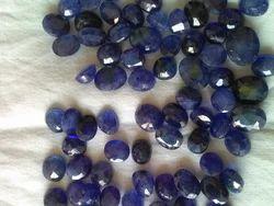 Iqra Gems Dark Blue Sapphire African