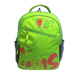 Caris Shoe Print Backpack Bag