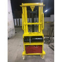 Semi Electric Pallet Stacker
