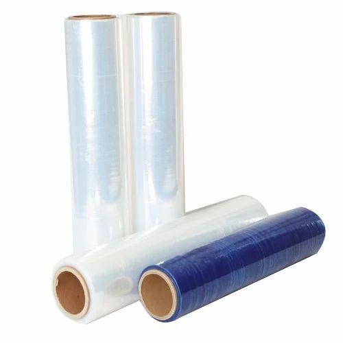 5fbadb80cfb Transparent Plastic Packaging Film Roll