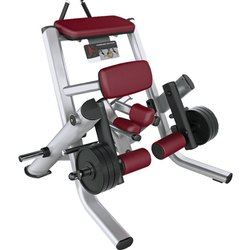 Kneeling Leg Curl Machine Plat Loaded