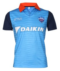 New Delhi Capitals 2019 IPL Jersey with all Logos