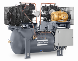 LS & LP Cast Iron Piston Compressors