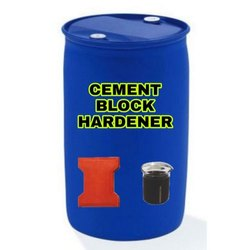 Cement Block Hardener