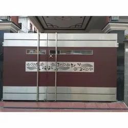Bungalow Stainless Steel Gate