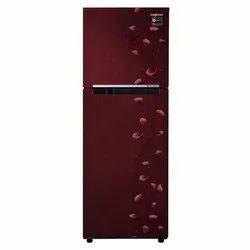 253L Samsung Refrigerator, Double Door, Capacity: 253 L