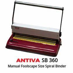 Antiva SB 360 Spiral Binders