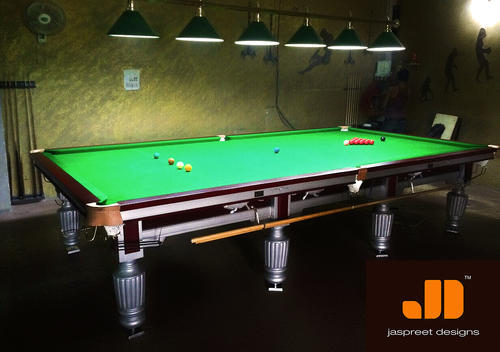 Italian Slate Snooker Table At Rs Piece Snooker Ki Mej - Italian pool table