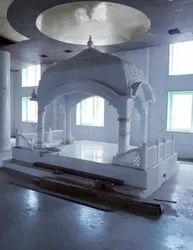 Marble Palki Sahib
