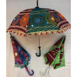 Designer Embroidered Umbrella