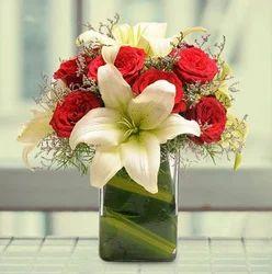 Table Arrangement Flower Bouquet