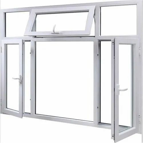Aluminium Openable Window, Size/Dimension: 4 To 6 Feet(height)