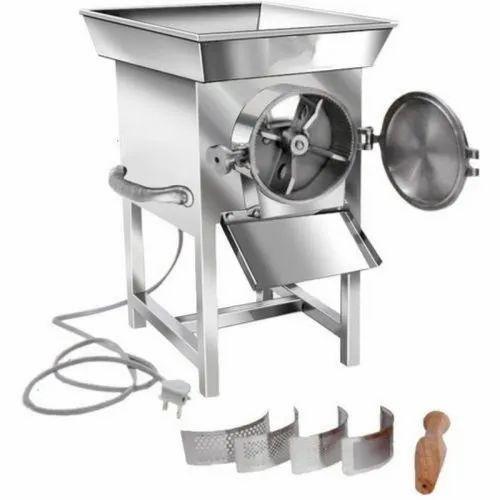 JMKC Grevy Machine, Capacity: 10-15 Kg Per Hr