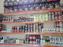 Supplement Rack