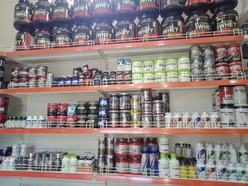 Supplement Rack