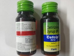Cetcip 5 MG Syrup