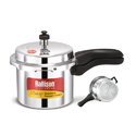 3 Ltr Deluxe Aluminium Induction Pressure Cooker