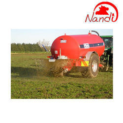 Nandi Slurry Tanker