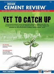 Indian Cement Review Magazine Publication