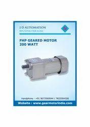 FHP Compact Gear Motor
