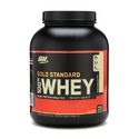On Gold Standard Whey Protein Isolates, Packaging Type: Plastic Container