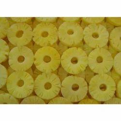 Frozen Pineapple Slices