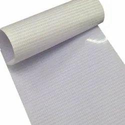 White PVC Flex Banner Sheet, Packaging Type: Roll