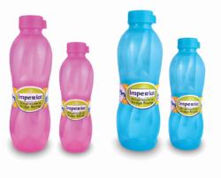 Flip Top Fridge Bottle