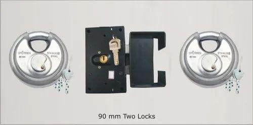 Combo Set Shutter Lock